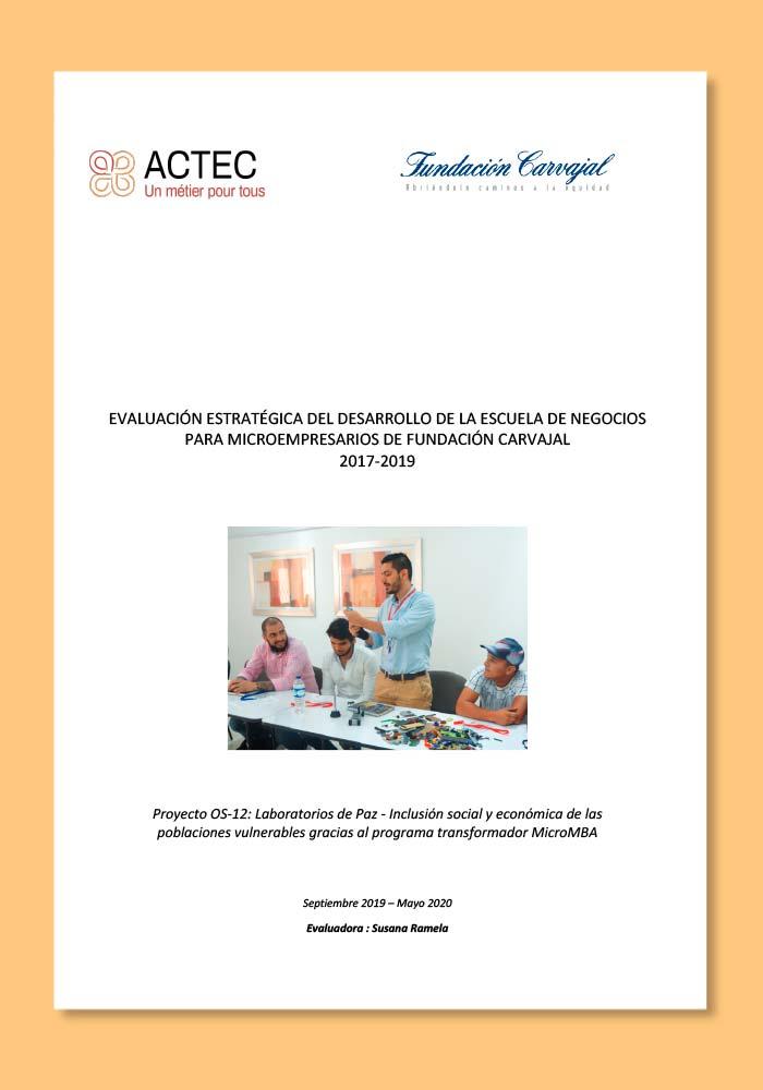 Evaluation Fundación Carvajal